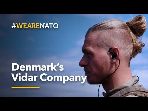 Denmark's Vidar Company - #WeAreNATO
