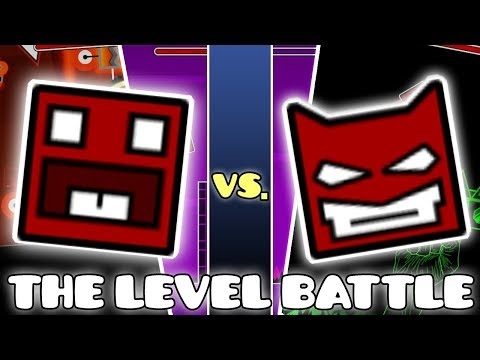 The Level Battle | Geometry Dash