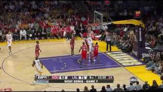 lakers vs rockets game 7 05 17 09 lakers win goes to the wcf vs nuggets
