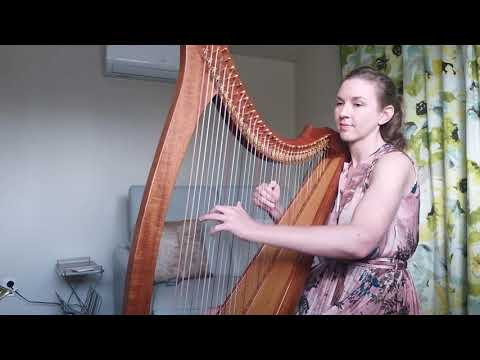 ed-sheeran---perfect-(harp)