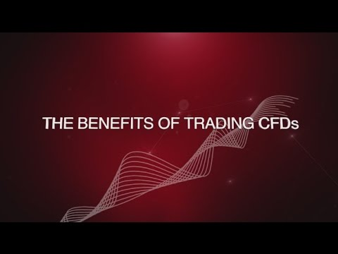 The benefits of trading cfds