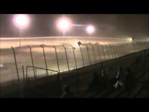 Matt Humphrey-  Feature Win at Clay County Speedway 9-27-14