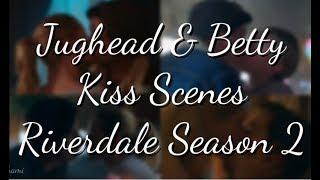 All Bughead Kisses Riverdale Season 2