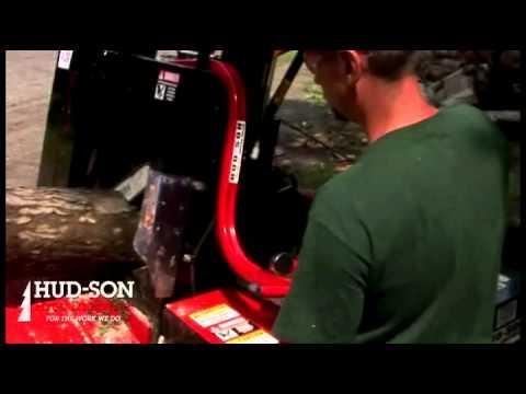 Le processeur de bois de chauffage badger youtube - Rangement interieur bois de chauffage ...