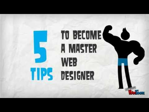 Web Design India 2015 // 5 Tips To Become A Master Web Designer