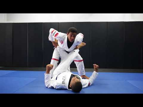 Passing from Leg Drag position - Kade Ruotolo