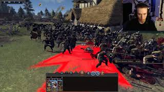 THE FIGHT TO RECLAIM ENGLAND! Total War Saga Thrones of Britannia | Wessex Campaign