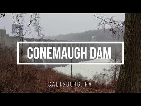 Conemaugh Dam Exploration - Saltsburg, PA