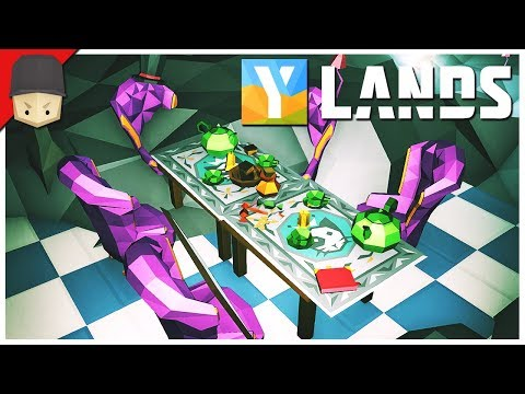 YLANDS - Alice in Wonderland! : Ep.27 (Survival/Crafting/Exploration/Sandbox Game)