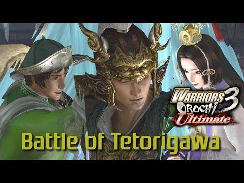 Warriors Orochi 3 Ultimate [PS4] | Battle of Tetorigawa
