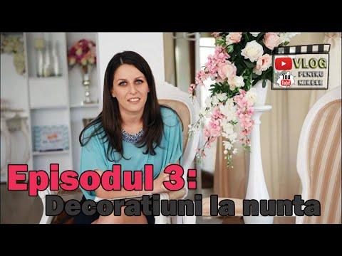 Decoratiuni pentru nunta (Episodul 3) StyleCorner Agency PR&Events - VideoBlog pentru Mirese