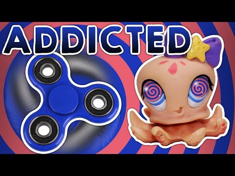 LPS: Addicted to Fidget Spinners! (My Strange Addiction: Episode 23)