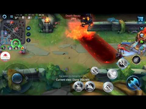 Heroes Evolved Solus Gameplay / Okçu / Moba