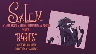 SALEM ''est-ce que Bébé Boogeymen viennent de?'' Nouveau Dessin Animé 2019