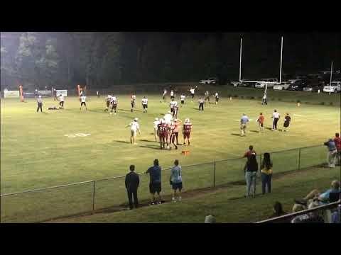 laurens Academy Football vs Northside Christian