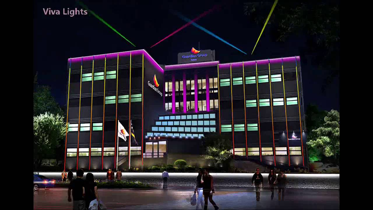 Lighting designled digital tube effects building lighting effects lighting designled digital tube effects building lighting effects led effects maker software mozeypictures Image collections