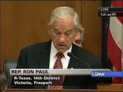 House Financial Services Committee - (7.21.09)