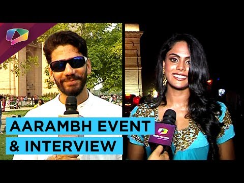 Karthika Nair And Vipul Gupta Talk About Their Show Aarambh   Star Plus   Exclusive Interview