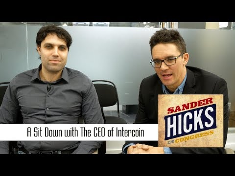 Interview with CEO of Intercoin - Greg Magarshak