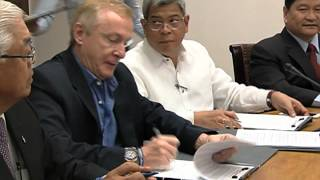 deped inks deal with 13 industry partners for job matching