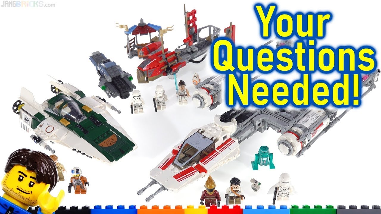 Preview Ask Your S For The Lego A Wing Y Wing Pasana Speeder Chase Sets Brickhubs Home To Lego Videos More Brickhubs Home To Lego Videos More