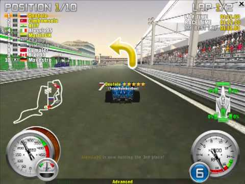 Superstar Racing - GP Abu Dhabi -  Onotole - TeamNumberOne