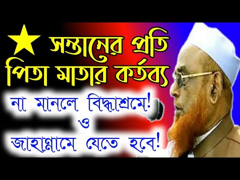 আল্লামা নরুল ইসলাম ওলিপুরী,সন্তানের প্রতি পিতামাতার কর্তব্য,@Najib Tvনাজিব টিভি,ওলিপুরী ওয়াজ
