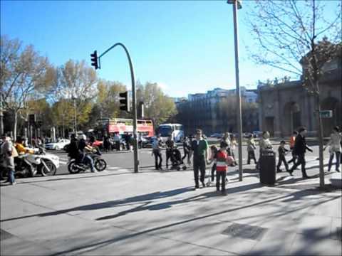 El asesinato de los 4 presidentes en Madrid
