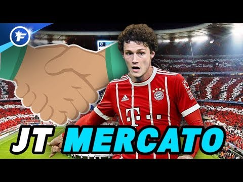 Accord entre Benjamin Pavard et le Bayern Munich | Journal du Mercato