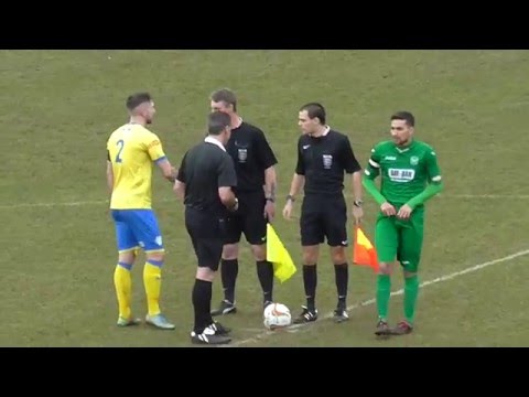 Kings Lynn Town 3-0 Bedworth United - part 1 - first half