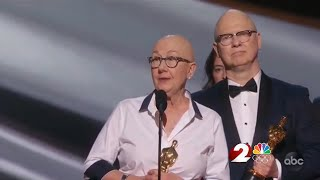 WDTN: Wright State Reacts To Professors Oscar Win