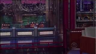 Late Show With David Letterman Intro [HD]
