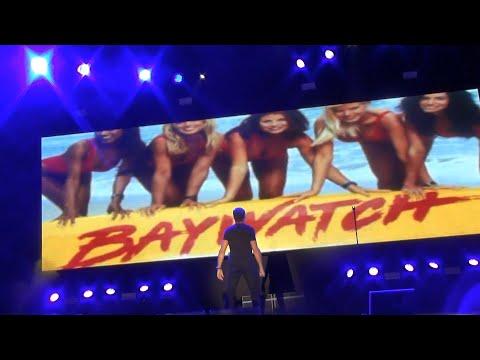 DavidHasselhoff - Baywatch LIVE Dobry Festival 2017