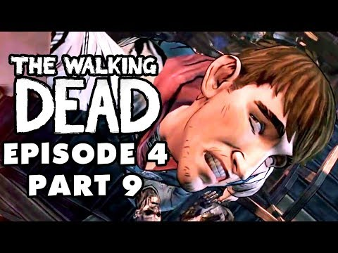 The Walking Dead Game - Episode 4, Part 9 - For Whom the Bell Tolls (Gameplay Walkthrough)