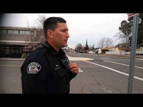 community center & Ceres PD First Amendment Audit.(part 2)