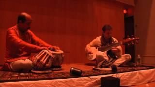 Brandon McIntosh and Subhasis Mukherjee (Part 3: Bhimpalasi Jhala, Raga Marwa Gat in Rupak Tal)
