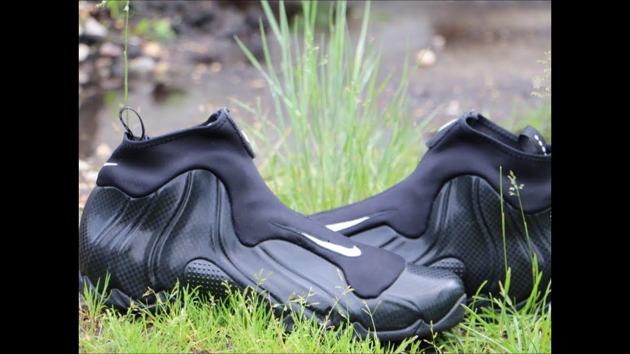 Nike Flightposite 2014 Carbon Fiber Detailed Review