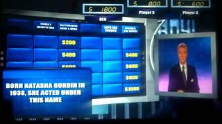 Jeopardy 2003 PC Game 2