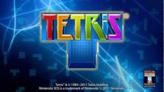 Tetris Nintendo 3DS | Trailer deutsch