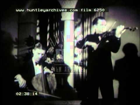 Classical Music, 1940s  Film 6250