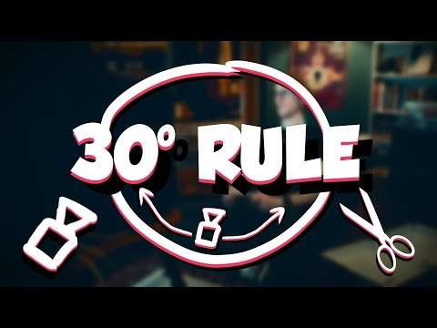 Prevent Jarring Edits using the 30° Degree Rule | The Film Look