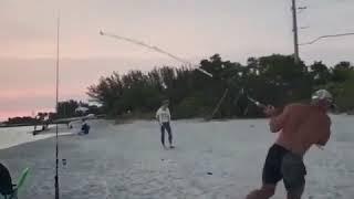 Морская рыбалка кто же там