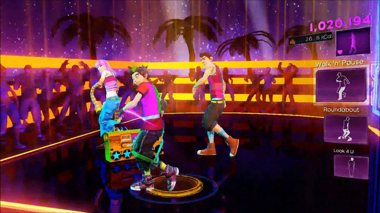 Dance Central 3 - Days Go By - (Hard/100%/Gold Stars) (DC1 ...