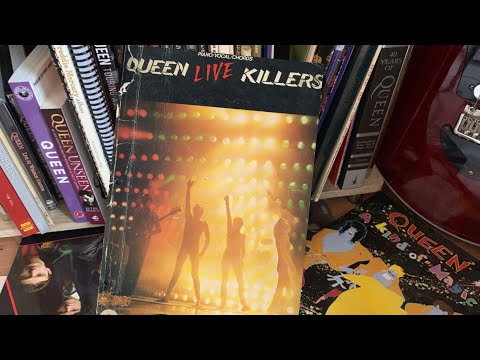 Queen - Live Killers - Piano Chord Songbook - YouTube