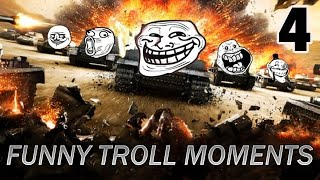 Funny Troll Moments in World of Tanks Blitz #4
