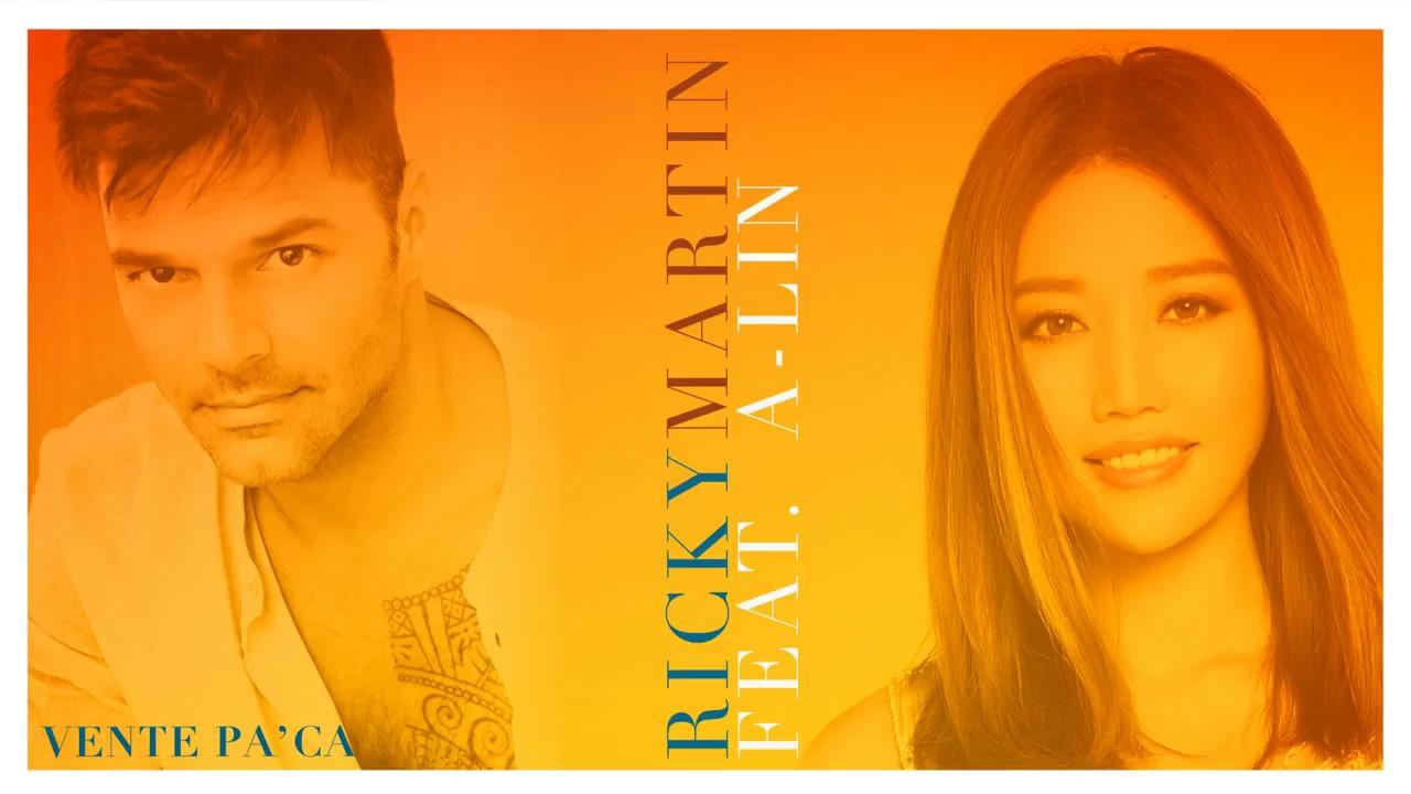Download Ricky Martin - Vente Pa' Ca (English Audio) [Lyrics Bellow] Ft. A-Lin