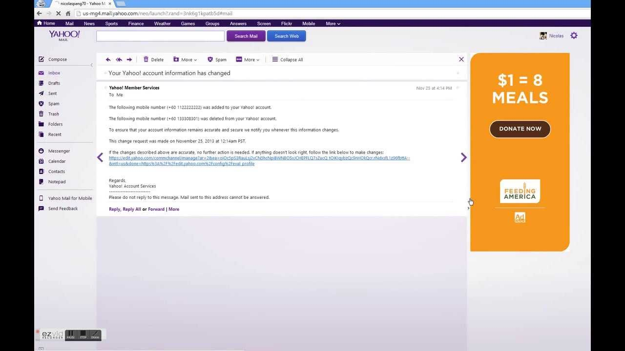 How to stop dating ads on yahoo mail