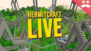Hermitcraft 7: LIVE - Concrete Making Marathon