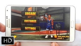 Jam City Basketball Gameplay Unlimited Coins Android & IOS HD