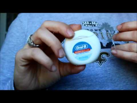 REVIEW: Oral-B Essential Floss